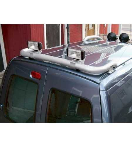 Jumpy 97-06 T-Rack rear - TB90004 - Roofbar / Roofrails - QPAX T-Rack
