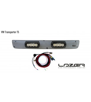 Transporter T5 10- Lazer LED Grille Kit