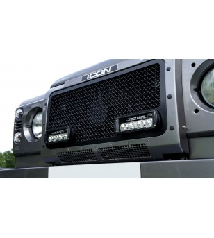 Defender Lazer LED Grille Kit