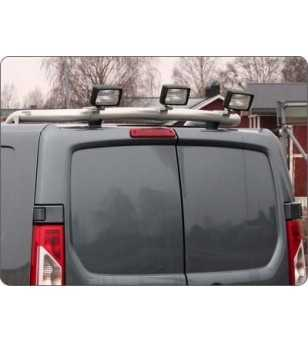 Jumpy 07- T-Rack rear - TB90003 - Roofbar / Roofrails - QPAX T-Rack