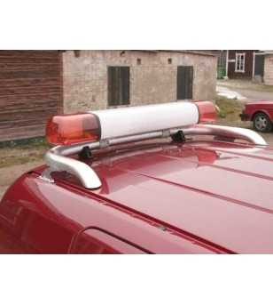 Nemo 08- T-Rack rear - TB90001 - Roofbar / Roofrails - QPAX T-Rack