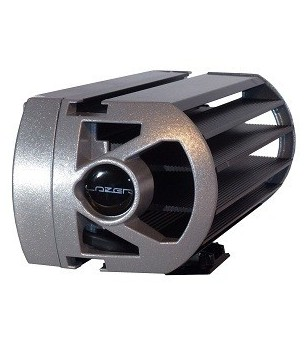 Lazer RS-4 DRL Titanium (1 remaining)