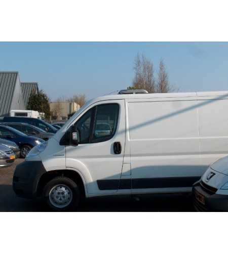 Ducato 07- T-Rack H1 front - TB90006 - Roofbar / Roofrails - QPAX T-Rack