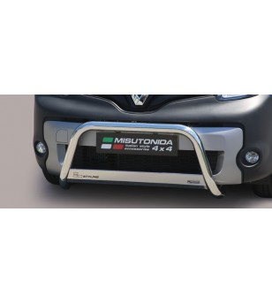 Kangoo, EC Approved Medium Bar - EC/MED/369/IX - Bullbar / Lightbar / Bumperbar - Unspecified