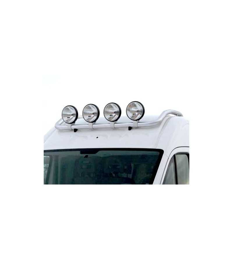 Ducato 07- T-Rack H2 front - TF90004 - Roofbar / Roofrails - QPAX T-Rack