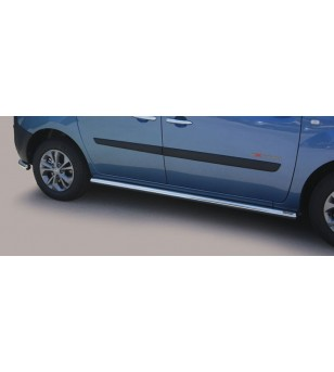 Kangoo 2014- Sidebar Protection - TPS/232/IX - Sidebar / Sidestep - Unspecified
