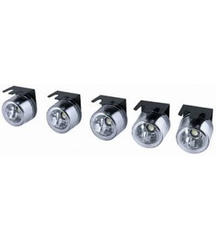 PIAA DR305 Daytime Running Lights (set) - DR305 - DK309BX - Verlichting - PIAA Daytime Running Lights