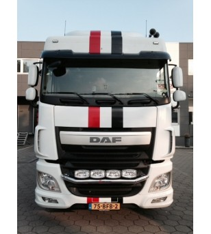 DAF XF 106 Light Bar - 100615 - Bullbar / Lightbar / Bumperbar - Unspecified