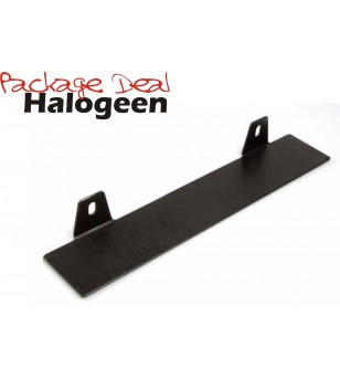 Basic 2 Lights Halogeen (excl verstralers) - pbh2 - Overige accessoires - Unspecified