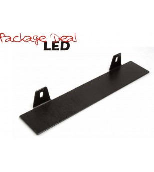 Basic 2 Lights LED (excl verstralers) - pbl2 - Overige accessoires - Unspecified