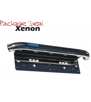 Basic-Style 3 Lights Xenon (excl lights) - pbx3s - Other accessories - Unspecified