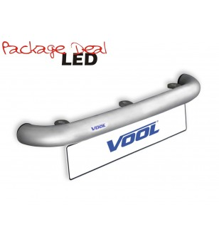 Voolbar-Alu 3 Lights LED (excl lights) - pvl3a - Other accessories - Unspecified - Verstralershop