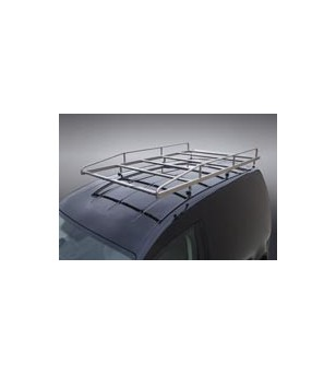 Berlingo 2008- WB 2728 H1 roof rack Stainless - 110.01.01B.001 - Roofrack - Unspecified
