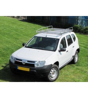 Duster 2010- WB 2673 H1, Roofrack stainless