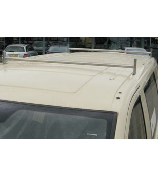 Doblò Cargo Maxi 2010- WB 3105, Load carrier set Stainless - 013.06.01C.001 - Roofrack - Unspecified