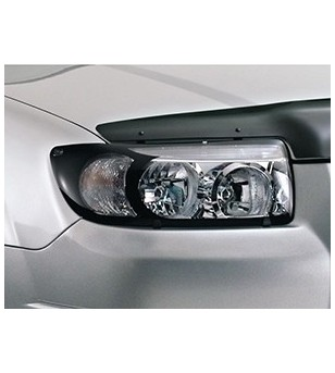 Forester 06-07 Headlamp Protectors blank - 237050 - Other accessories - Unspecified