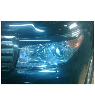 Land Cruiser 200 12- Headlamp Protectors blank