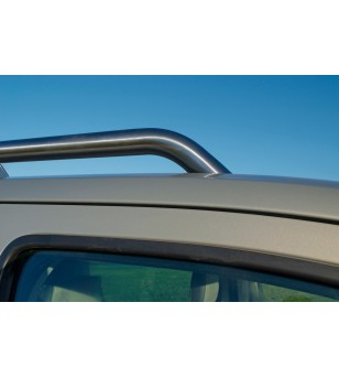 Connect L1 H1 2014- roofrails stainless