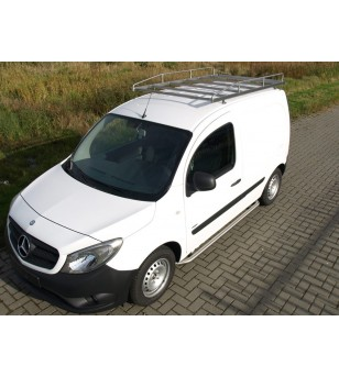 Citan L1, roof rack stainless - 110.15.07A.001 - Roofrack - Unspecified - Verstralershop