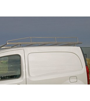 Citan L2, roof rack stainless