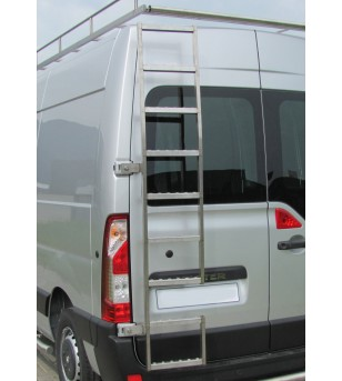 NV400 2011- L2/H2 roof rack stainless - 110.17.03B.003 - Roofrack - Unspecified - Verstralershop