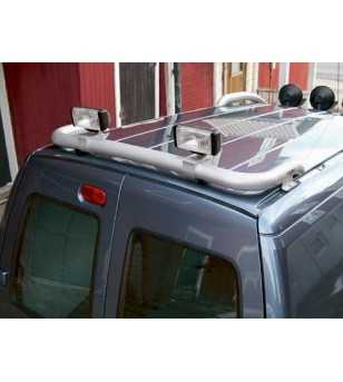 Scudo 97-06 T-Rack rear - TB90004 - Roofbar / Roofrails - Verstralershop