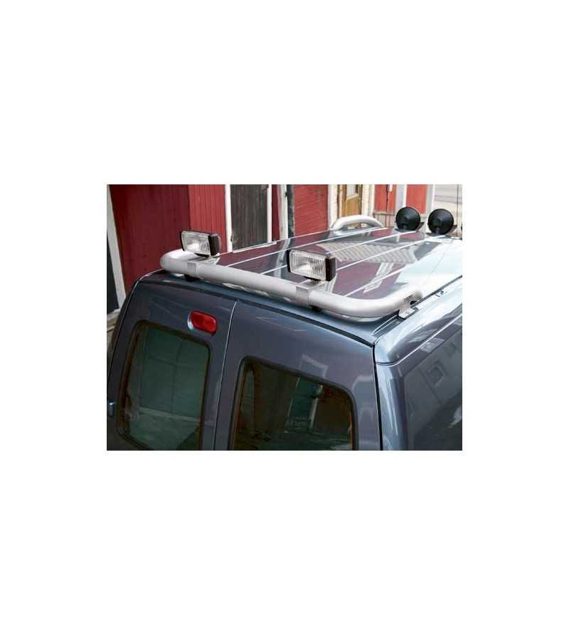Scudo 97-06 T-Rack rear - TB90004 - Roofbar / Roofrails - QPAX T-Rack