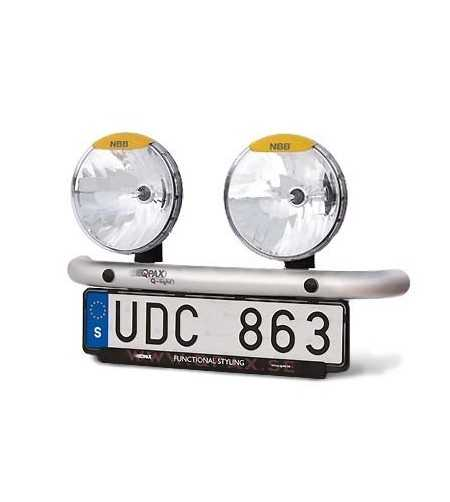 Q-Light Universeel 2 verstralers - Q900201 - Bullbar / Lightbar / Bumperbar - QPAX Q-Light
