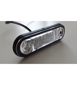 2-LED Marker lamp Xenon White - 22864 - Lighting - Unspecified