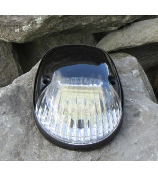 Rooflight 6-LED Black - Xenon white - 06367 - Lighting - Unspecified