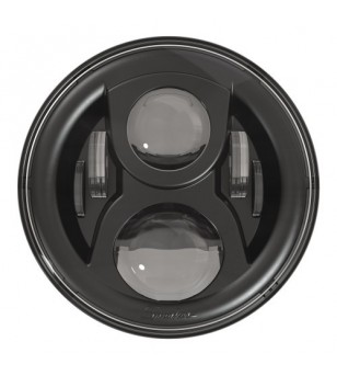 JW Speaker 8700 Evolution-2 black LED headlight - 8700evo2black - Lighting - Unspecified