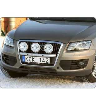 Audi Q5 Q-Light/3 - Q900146 - Bullbar / Lightbar / Bumperbar - QPAX Q-Light - Verstralershop