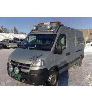 Movano 04- T-Rack H2/H3 front