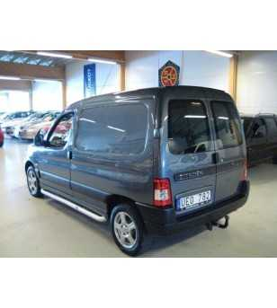 Berlingo -02 S-Bar - S900003 - Sidebar / Sidestep - QPAX S-Bar