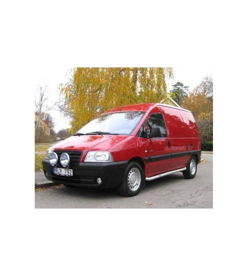 Citroen Jumpy 97-06 S-Bar L1 - S900006 - Sidebar / Sidestep - QPAX S-Bar