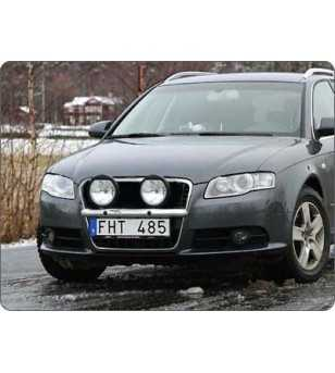 Audi A4 07-08 Q-Light/2 - Q900026 - Bullbar / Lightbar / Bumperbar - QPAX Q-Light - Verstralershop