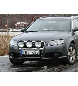 Audi A4 07-08 Q-Light/3 - Q900025 - Bullbar / Lightbar / Bumperbar - QPAX Q-Light - Verstralershop