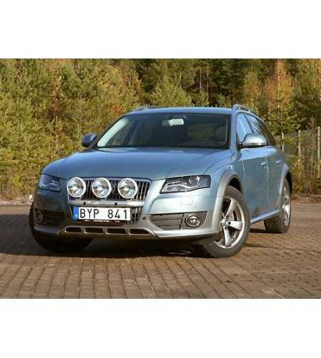 Audi A4 Allroad 09- Q-Light/3 - Q900140 - Bullbar / Lightbar / Bumperbar - QPAX Q-Light