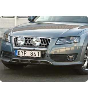 Audi A4 Allroad 09- Q-Light/2 - Q900141 - Bullbar / Lightbar / Bumperbar - Verstralershop