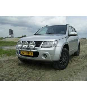 Grand Vitara 09- Q-Light/3 - Q900150 - Bullbar / Lightbar / Bumperbar - QPAX Q-Light - Verstralershop