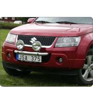 Grand Vitara 09- Q-Light/2 - Q900151 - Bullbar / Lightbar / Bumperbar - QPAX Q-Light - Verstralershop