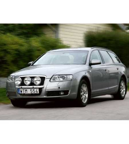 Audi A6 05½- Q-Light/3 - Q900055 - Bullbar / Lightbar / Bumperbar - QPAX Q-Light