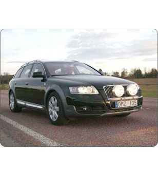 Audi A6 05½- Q-Light/2 - Q900056 - Bullbar / Lightbar / Bumperbar - QPAX Q-Light - Verstralershop