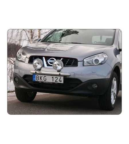 Qashqai 10- Q-Light/2 lightbar - Q900153 - Bullbar / Lightbar / Bumperbar - QPAX Q-Light