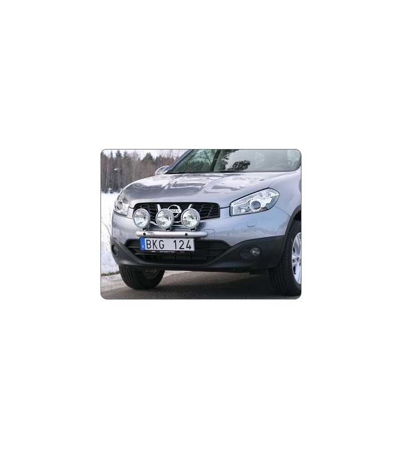 Qashqai 10- Q-Light/3 lightbar - Q900152 - Bullbar / Lightbar / Bumperbar - QPAX Q-Light