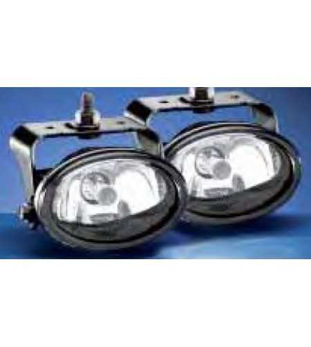 Hella FF40 Blank (set incl kabelset & relais) - 1FA 010 047-801 - Verlichting - Hella FF