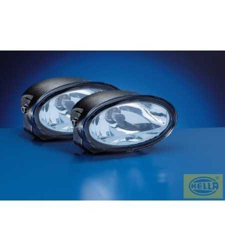 Hella FF50 Blue (set incl kabelset & relais) - 1FA 008 283-861 - Lighting - Hella FF