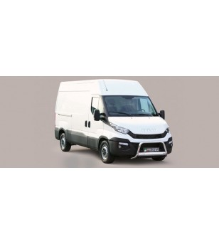 Iveco Daily 2014-, EC Approved Medium Bar Inox