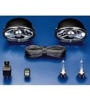 Hella FF50 Blank (set incl kabelset & relais) - 1FA 008 283-811 - Lighting - Verstralershop