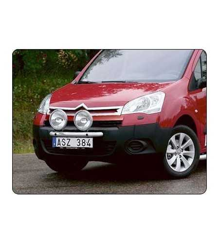 Berlingo 08- Q-Light/2 - Q900050 - Bullbar / Lightbar / Bumperbar - QPAX Q-Light